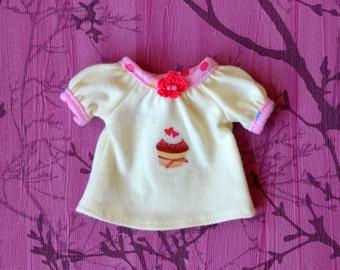 Blythe Licca doll Top
