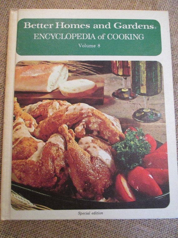 Vintage 1970 39 S Better Homes And Gardens Encyclopedia Of