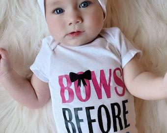 Funny Baby Girl Onesie, Bodysuit For Baby Girl, New Baby, Baby Shower Gift
