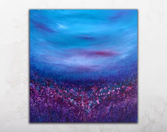 Acrylic Painting Canvas Painting Impressionist Painting Paintings On Canvas Abstract Painting Original Painting Landscape Painting