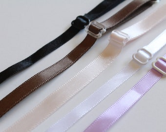 "5pairs 1/4"" & 5/16"" White