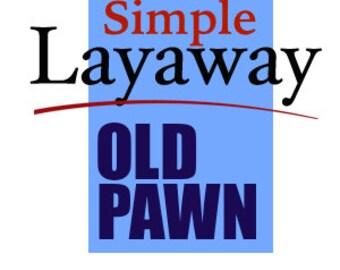 LayAway Plan - OldPawn - Simple LAYAWAY