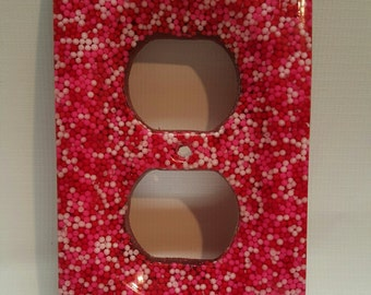 Valentine Candy Outlet Cover