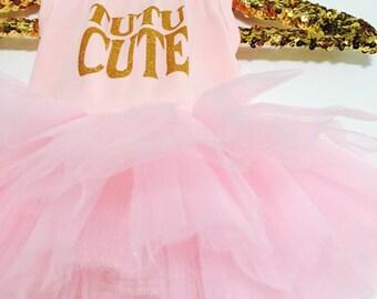 Tutu Cute Dress