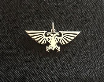 Aquilla Pendant Sterling silver