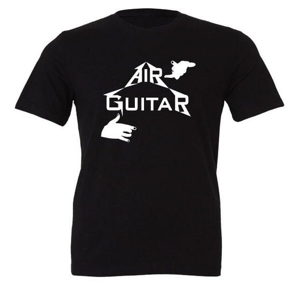 Air Guitar. Guitarist, Rocker, Acoustic, Shredder, Groupie. Daddy, Fathers Day, Birthday, Xmas, Christmas Gift or Present