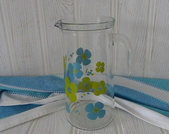 Flower Power Jug