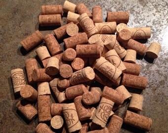 75 unused wine corks; vase filler; decorative