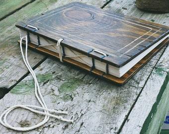 Wood Journal – Custom Design