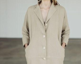 Linen Jacket Motumo 14SV1
