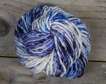 Bulky Superwash Merino Wool & Nylon Yarn - Constellation