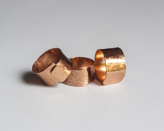 Copper bands work