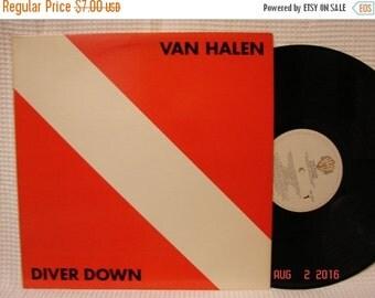 Sale On Van Halen Diver Down Warner Brothers BSK 3677