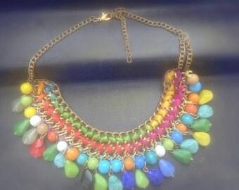 Modish look handmade necklace stylish elegant necklace charming