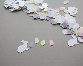 Easter Bunny Confetti- Easter Egg Confetti-Easter Confetti