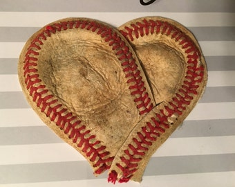 Heart Shaped Baseball, Ball ONLY