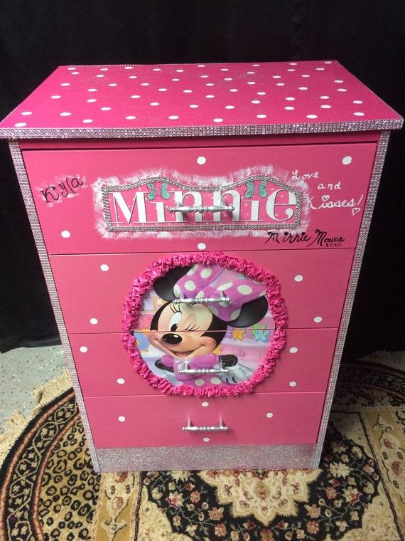 Minnie Mouse room decor Minnie Mouse birthday kids