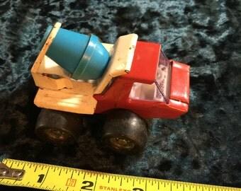 Miniature Buddy L Cement Truck