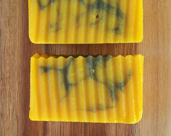 Love Spell (Type) Handmade Cold Process Soap Natural Colorants