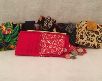 Wallet bi-fold