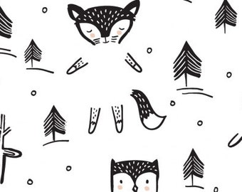Bundle Me Up Fabric by Wee Gallery for Dear Stella