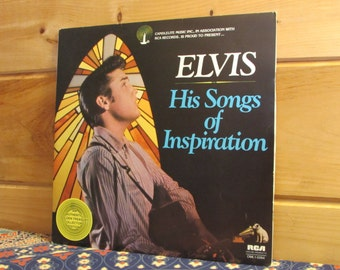 Elvis - His Songs Of Inspiration