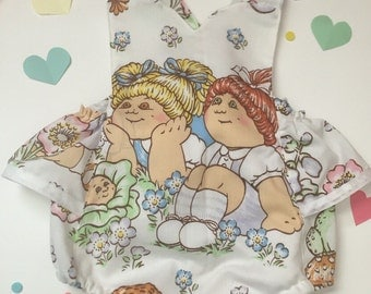 Vintage Cabbage Patch Kids Romper