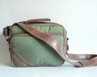 1980s Camera Shoulder Bag