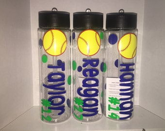 Custom Team Bottles