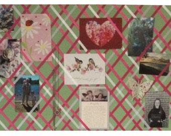 Custom Memo/Bulletin Board & Picture Frame