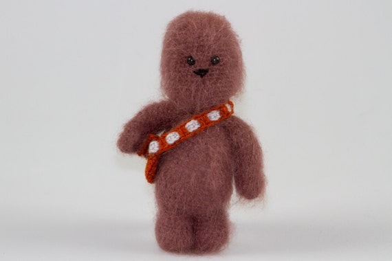 Crochet Star Wars Pattern Chewbacca