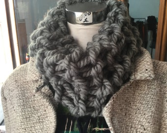 Hand Made wool collar