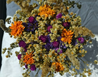 Dried Flower Bouquet #105