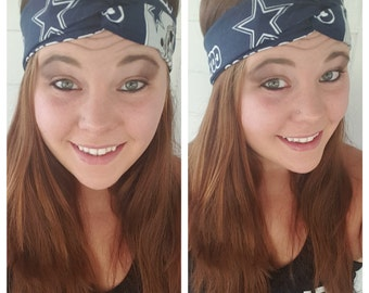 Dallas Cowboys Headband