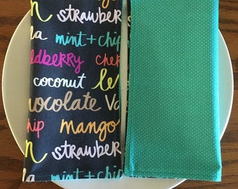 Lunchbox Napkins (2)