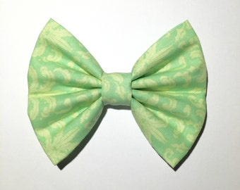 Jaquard Hair Bow