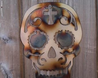Day of the Dead (Dia de los Muertos) Sugar Skull