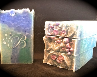 Mineral Spa Bar Soap