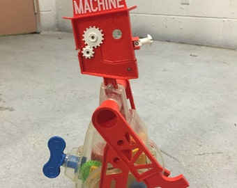 Ideal Toy Company Mr. Machine