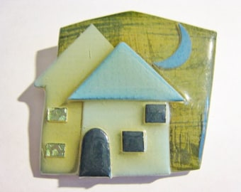 House Pin by Luncinda # 2