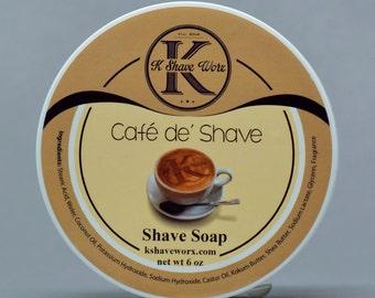 Cafe de' Shave Shave Soap