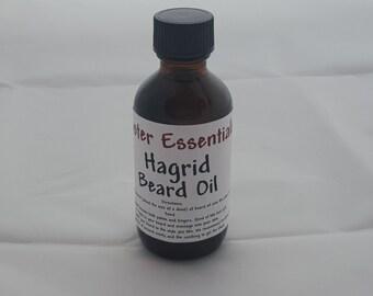 Hagrid Beard Oil 2oz