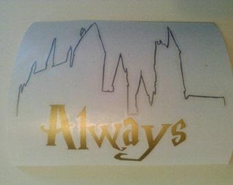 Hogwarts Always