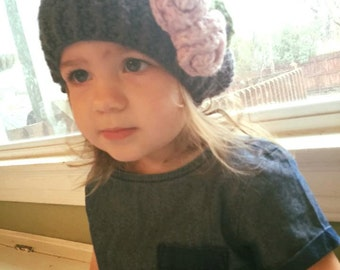 Slouchy hat, multiple sizes