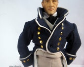 RESERVED for steffdevos! 2/2 payment for custom napoleonic royal navy action figure.