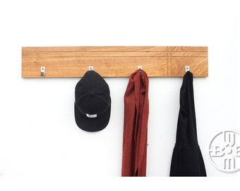 Coat Rack, Hat Rack, Wall Coat Hook, Modern Entryway Wall Storage, Wall Coat Hanger, Wall Hook, Modern Coat Rack, Industrial Wall Rack