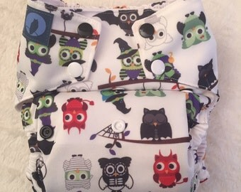 Made to Order OS OMMO AIO Cloth Diaper