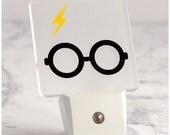 Harry Potter Glasses LED Night Light