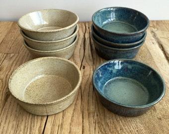Ceramic Bowl – Handmade Pottery – Trinket Dish – Small Bowl – Dipping Bowl