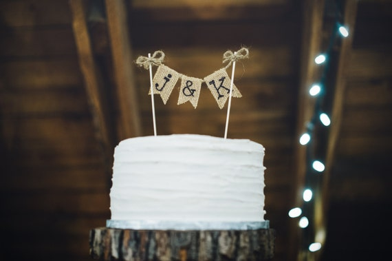 rustic wedding cake toppers uk rustic wedding cake topper personalized wedding cake topper 19588